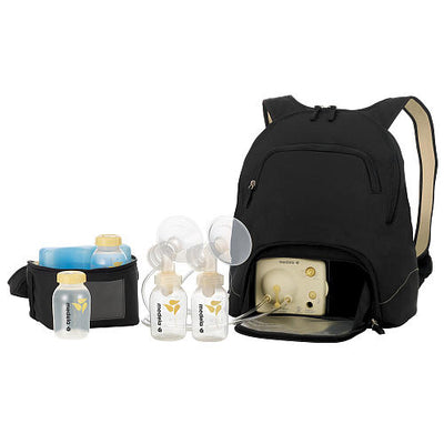 Kit Bomba de extrair Leite - Style Advanced com Mochila - Medela