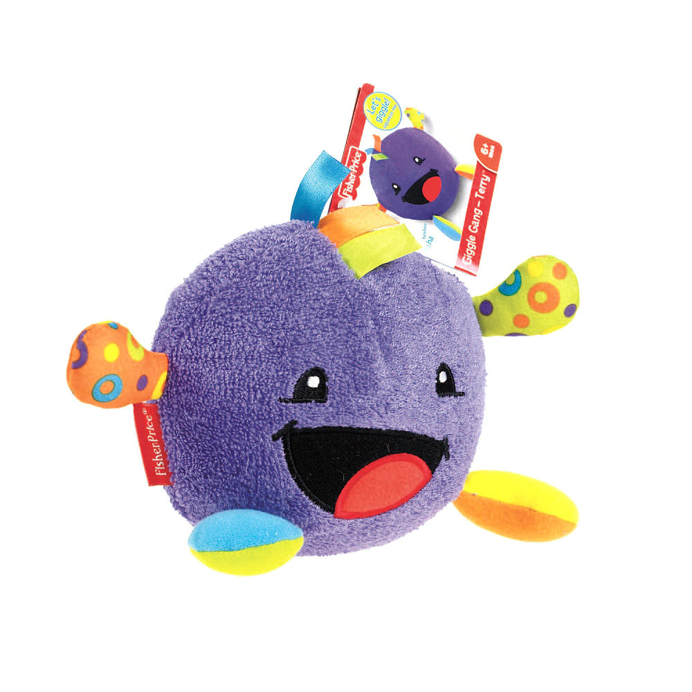 Giggle Gang - Purple Fisher Price