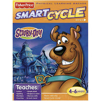 Jogo Scoob Doo - Smart Cycle - Fisher Price
