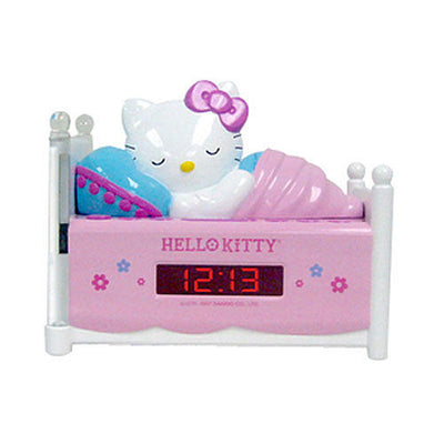 Rádio Despertador - Hello Kitty