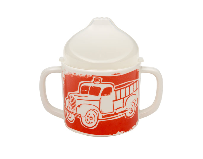 Sippy Cup Firetruck - Sugarbooger