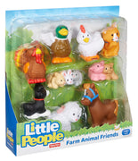 Kit Animais da Fazenda - Little People