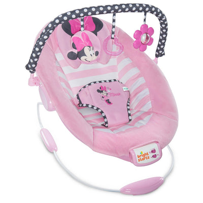 Disney Baby Minnie Mouse corando Bouncer Bouncer