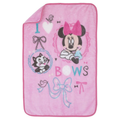 Disney © Luxury Plush Throw - Minnie Mouse - Tudo sobre os arcos