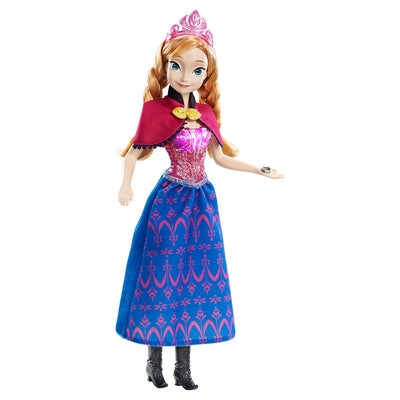 Boneca Musical Anna - Frozen Disney