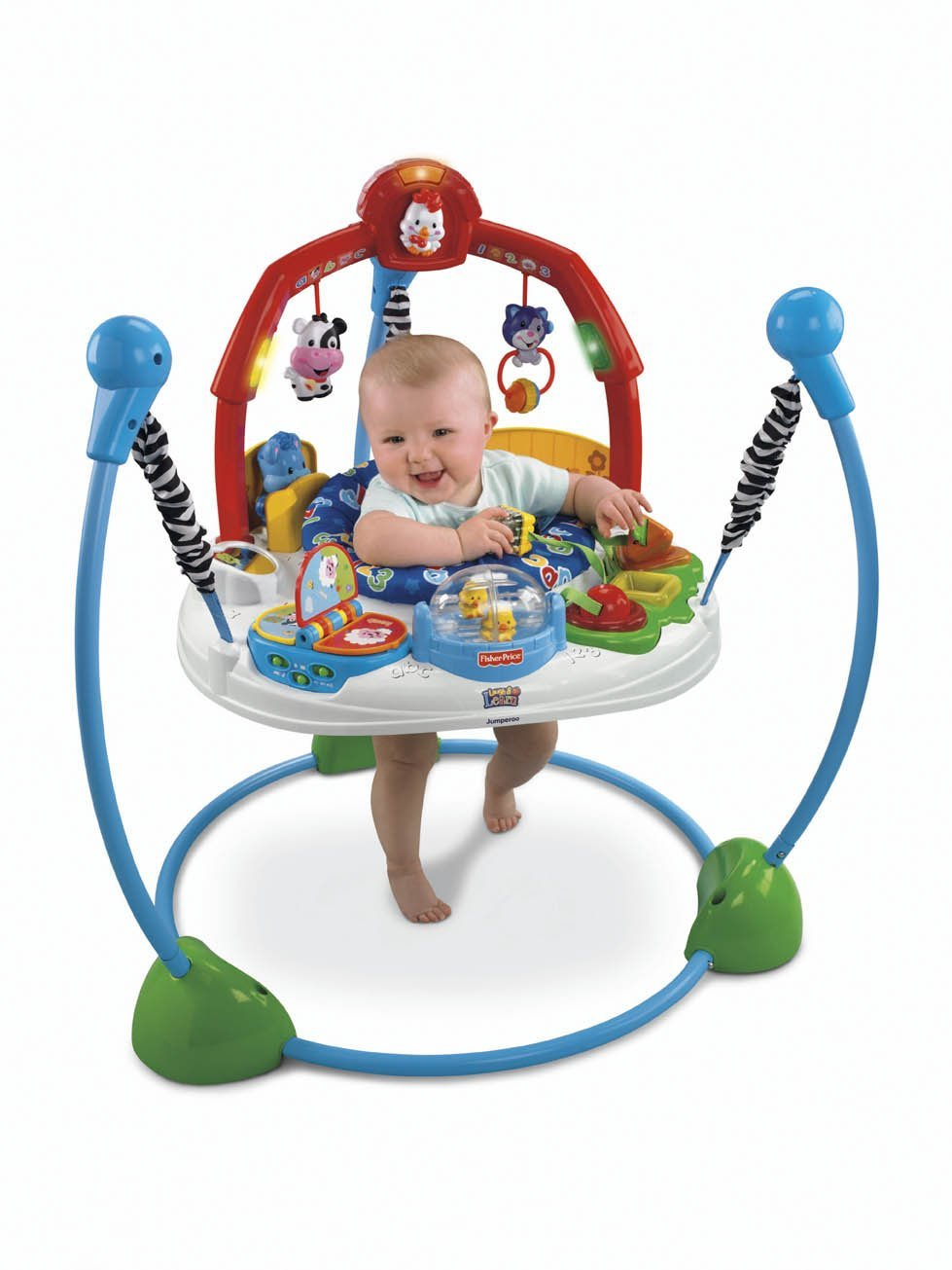 Fisher-Price - Laugh & Learn - Jumperoo