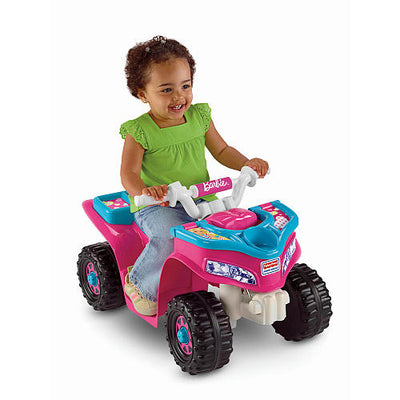 Quadriciclo Barbie - Fisher Price