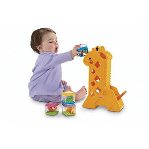 Peek-a-Blocks Girafa - Fisher-Price