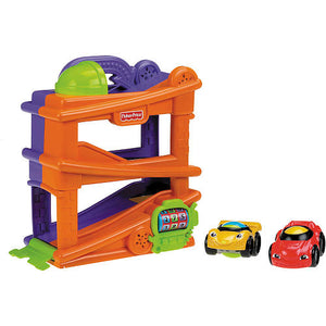 Rampa de Corrida - Fisher-Price