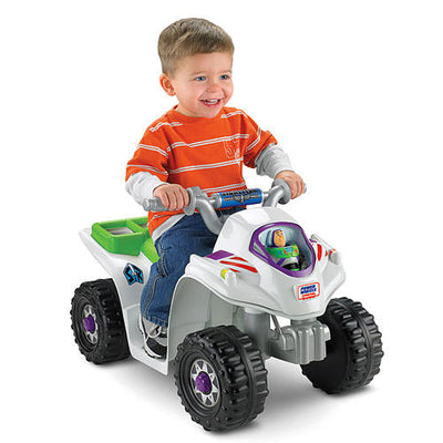 Quadriciclo Toy Story 3 - Fisher Price
