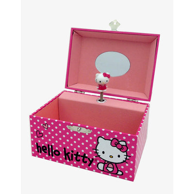 Porta-Jóia Musical - Hello Kitty