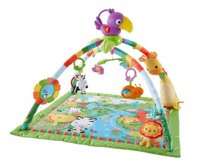 Ginasio - Floresta Encantada - Fisher Price