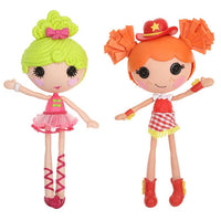 Bonecas Lalaloopsy - Double Workshop - Bailarina e Cowgirl