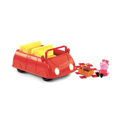 Piquenique da Peppa - Fisher-Price
