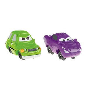 Carrinhos  Cars 2 Acer e Holley-Shiftwell - Fisher Price
