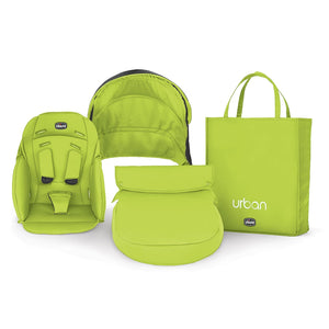 Kit Assento Urban - Verde - Chicco