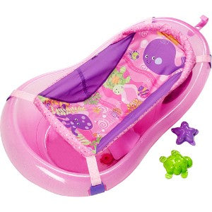 Banheira Fisher Price - Pink Sparkles