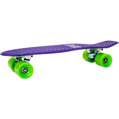 Skate Kryptonics Torpedo - Roxo - Bravo Sports