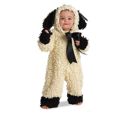 Costume de Halloween de ovelha Woolly