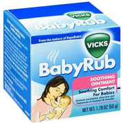 Pomada Baby Rub - Vicks