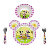 Kit Alimentação - Minnie Mouse - Disney - The First Years