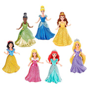 Kit 7 Princesas Magiclip - Disney