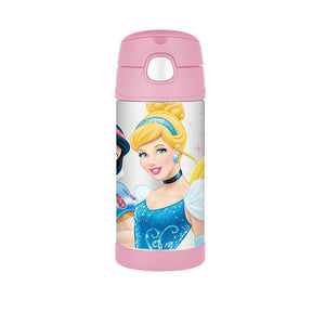 Copo com Canudo - Princesas 295 ml - Thermos