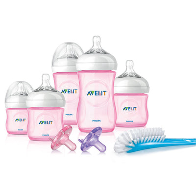 Kit Completo Natural Flow - Rosa - Avent
