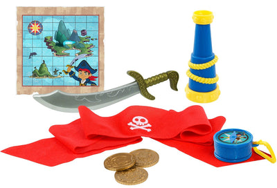 Kit Completo Pirata Jake - Disney
