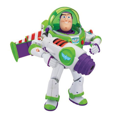 Power Blaster Buzz - Toy Story
