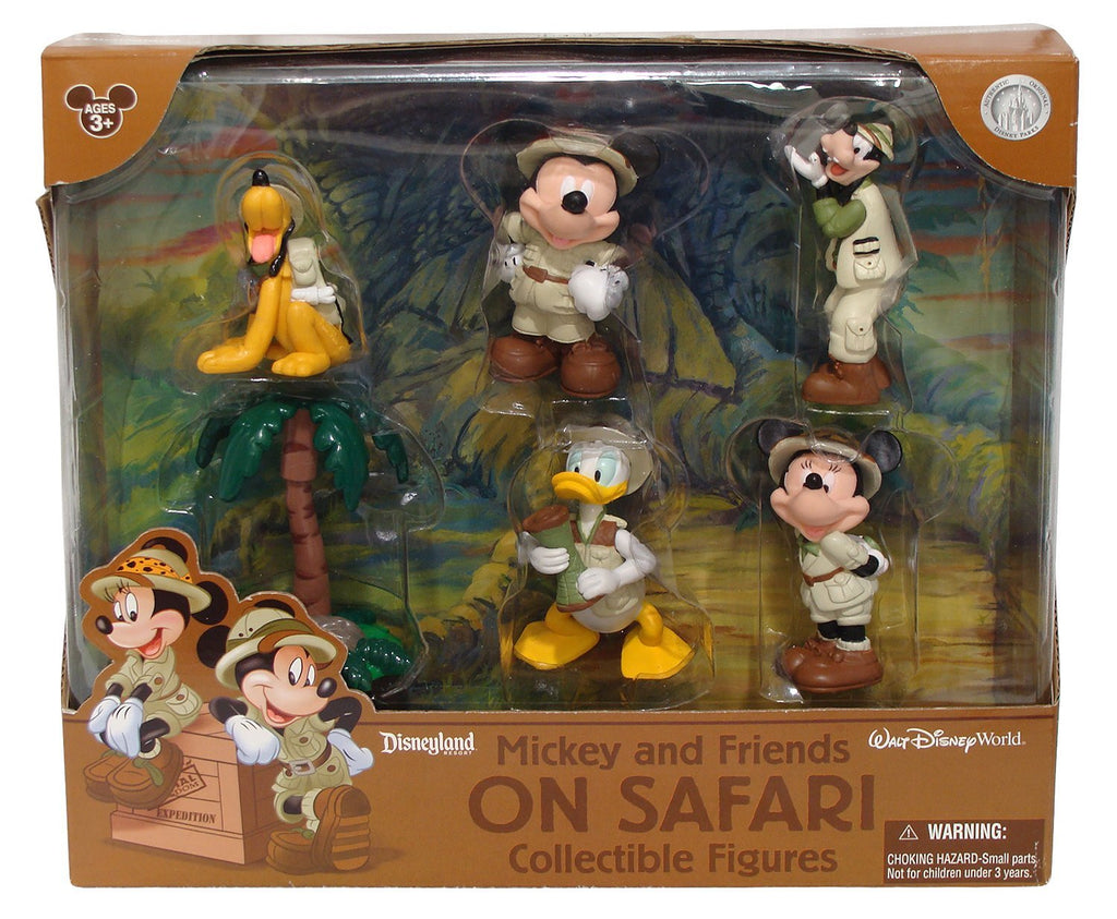 Turma do Mickey - Safari - Disney