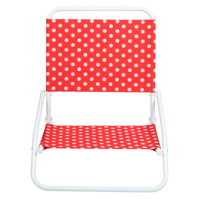 Disney Minnie Mouse Sand Beach Chair - Polka Dot