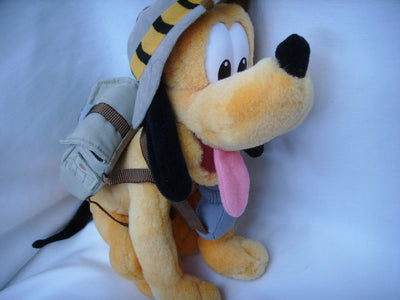Pluto Safari - Disney