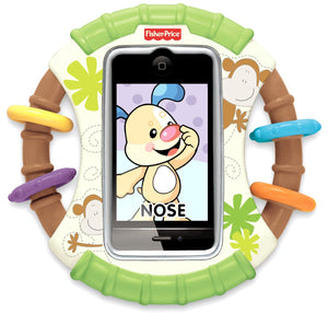 Capa Protetora para iphone e ipod - Verde - Fisher Price