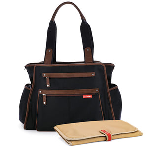 Bolsa Grand Central Black Russet - Skip Hop