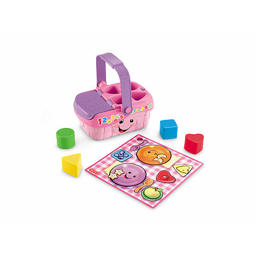 Piquenique Doces Sons - Fisher-Price