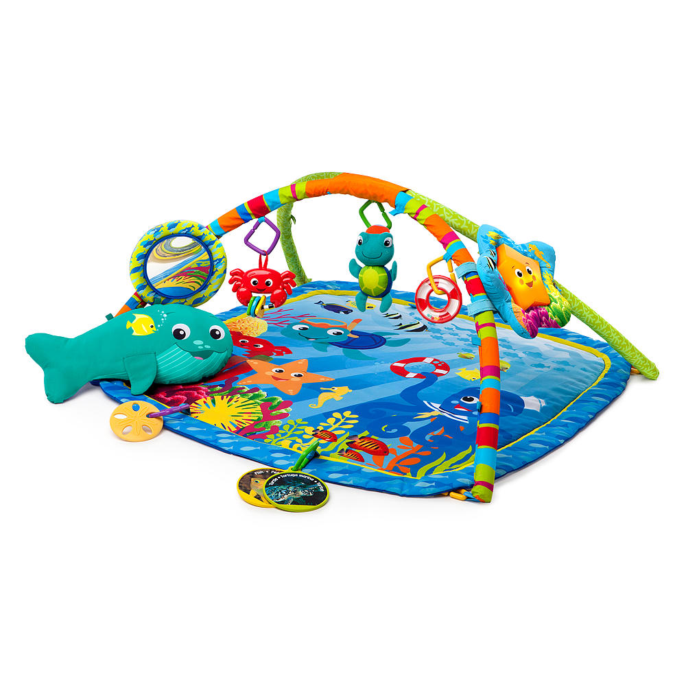 Ginasio Fundo do Oceano - Baby Einstein