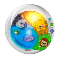 Projetor Musical - Precioso Planeta - Fisher Price