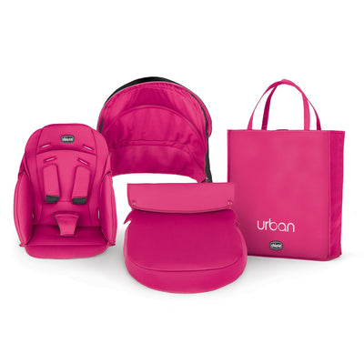 Kit Assento Urban - Pink - Chicco