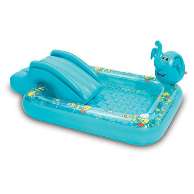 Piscina Elefante com Spray