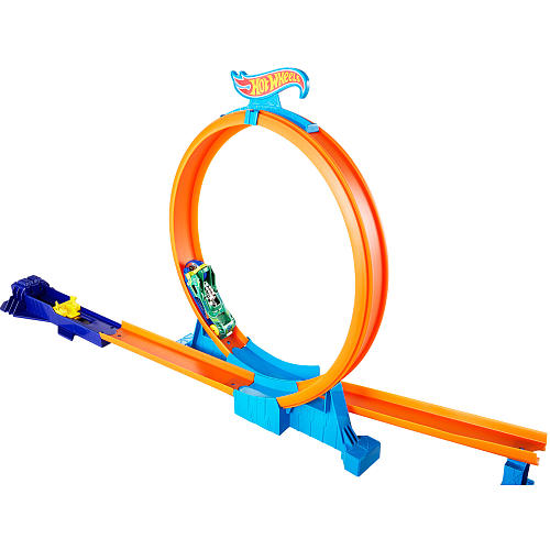 Pista 360º - Hot Wheels
