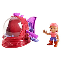 Submarino Izzy - Pirata Jake - Fisher Price