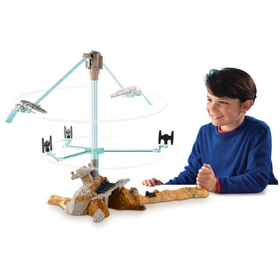 Playset Starwars - Hot Wheels