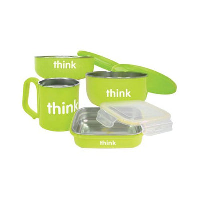 Kit Completo Think Baby - Verde