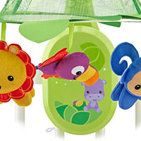 Mobile e Projetor Digital - Floresta Encantada - Fisher price