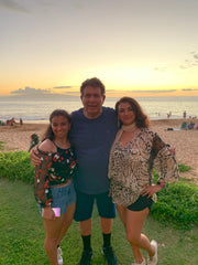 Family and Friends of mine in Maui