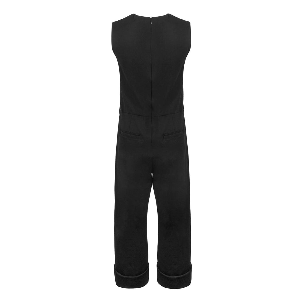 MALIBU QUILTED JUMPSUIT