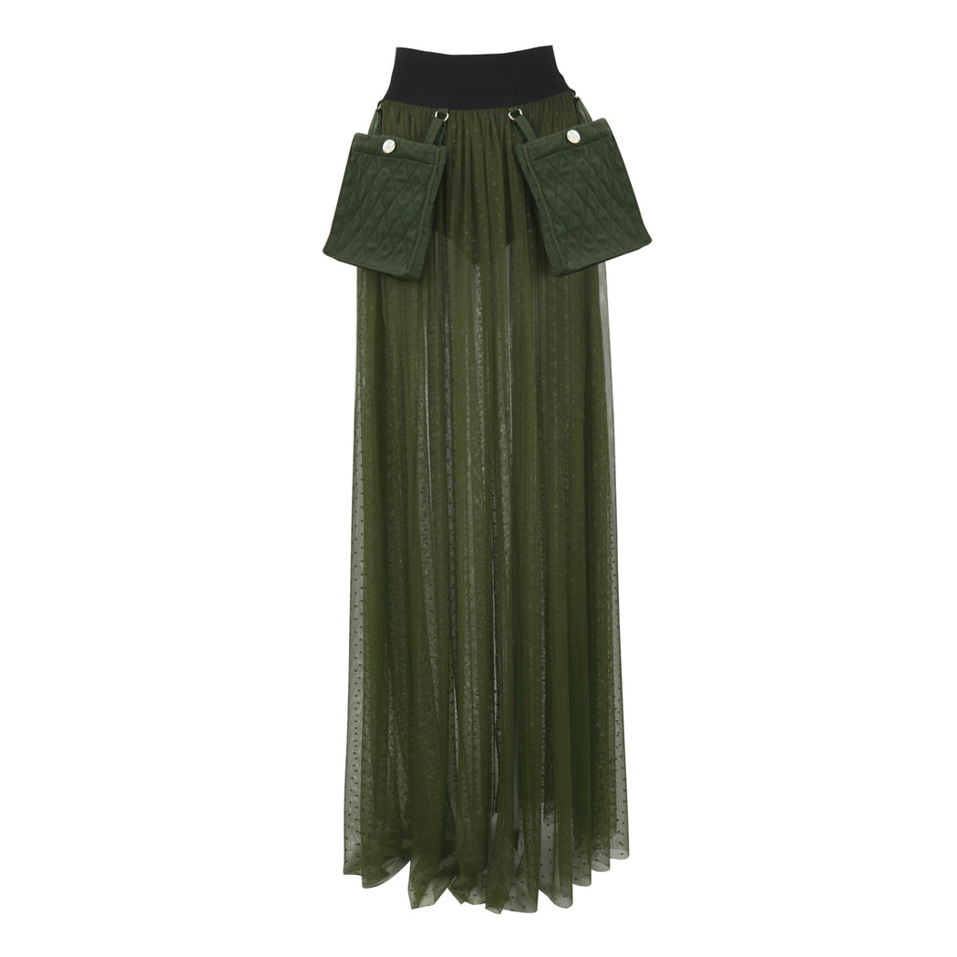 MADISON TULLE SKIRT