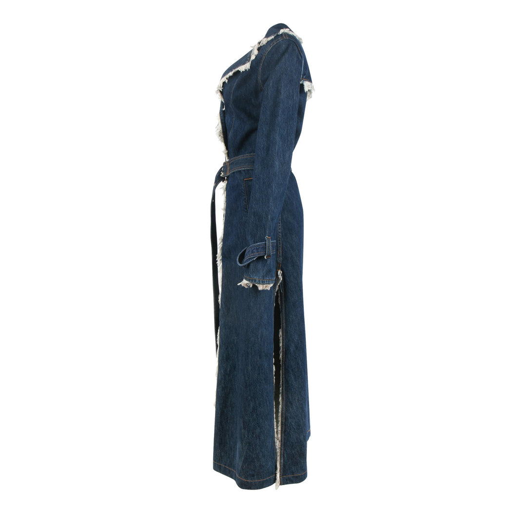 CHICAGO DENIM COAT