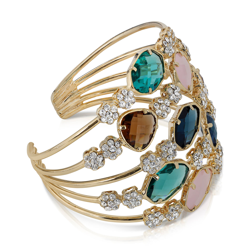 Multi-Crystal Cuff